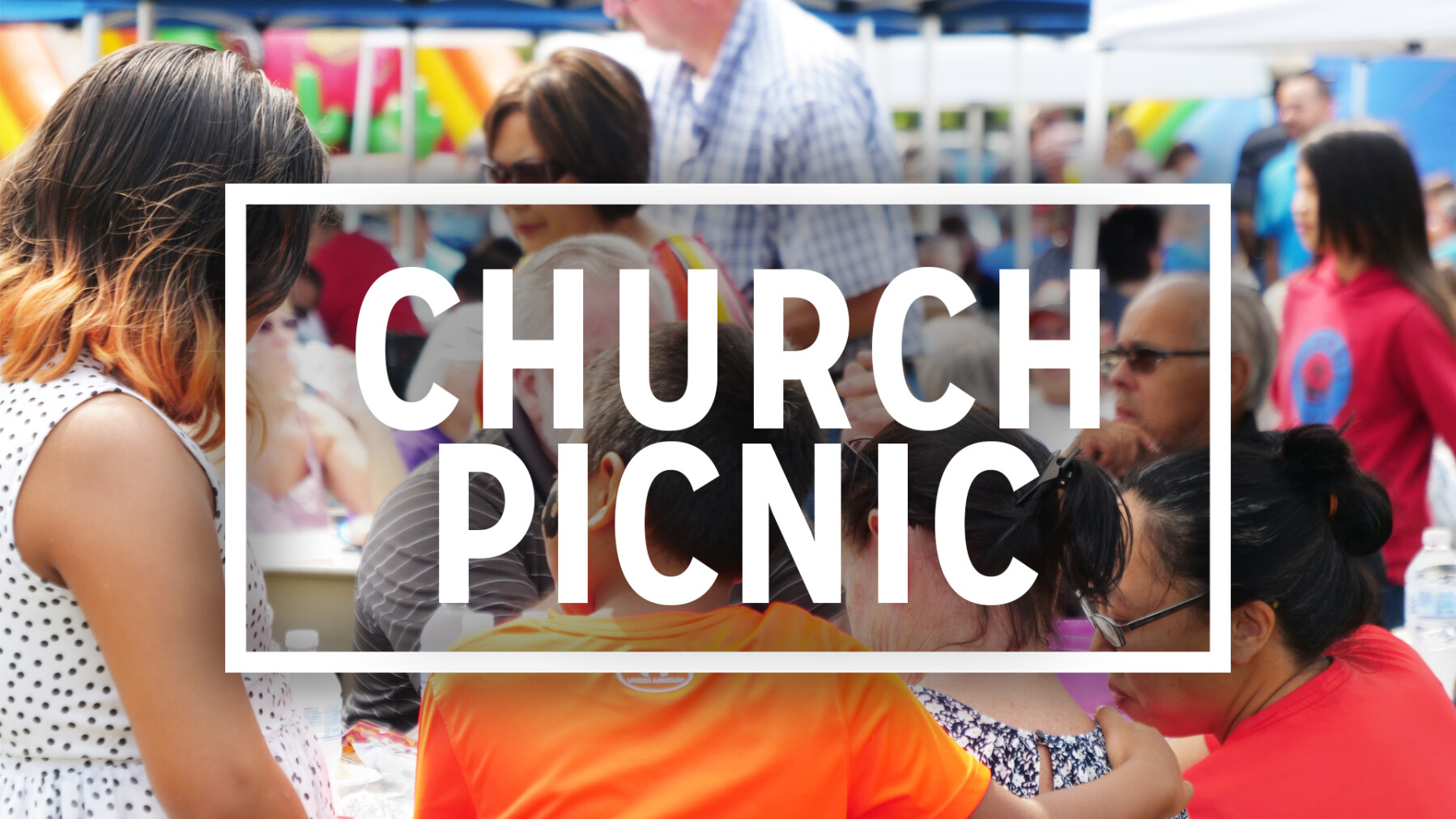 Annual Church Picnic & Water Baptism